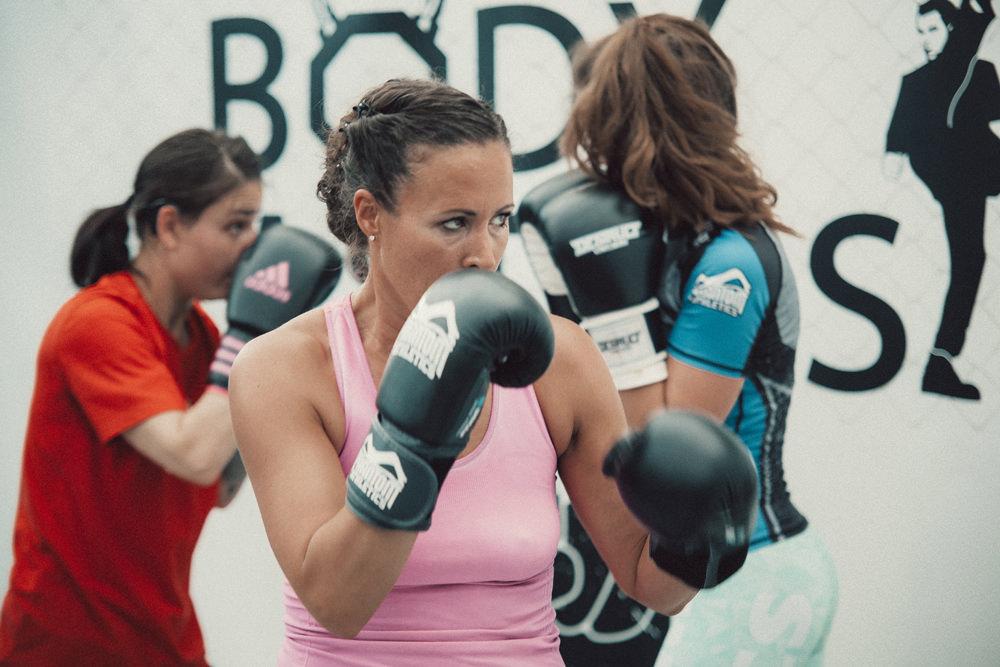 Cardio-Kickboxen